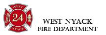 West Nyack Fire Department Logo